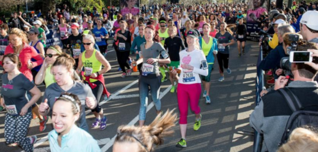 So many women have taken up running that's it's causing a shift in the business of gear and organized races.