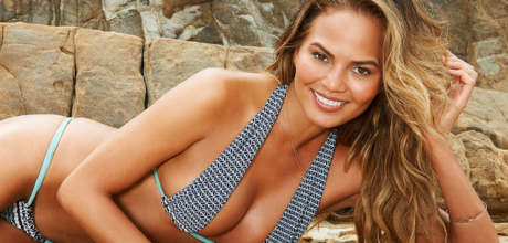 Supermodel Chrissy Teigen is an international swimsuit model, yet she makes the shocking confession that she and husband, John Legend, don't know how to swim. They now want to learn because they are new parents.