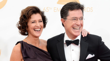 The Late Show host Stephen Colbert shares the incredibly romantic story of how he met his wife and knew she would be the one he would marry.